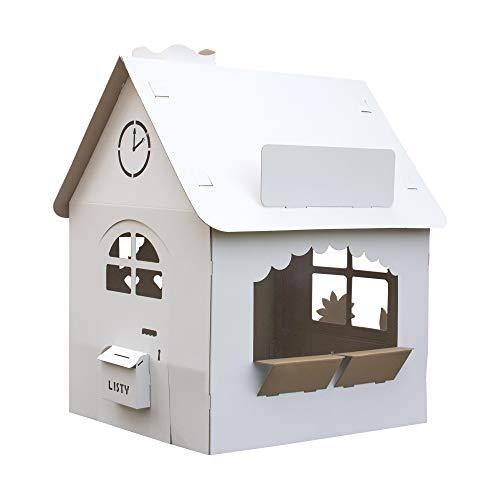 EcoEdu House Casa de cartón,...