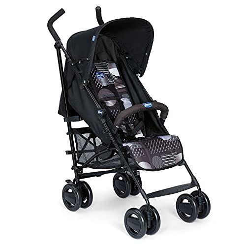 Chicco London Silla de Paseo Ligera y Plegable desde 0 Meses hasta 15 Kg, Carrito de Bebé Compacto...