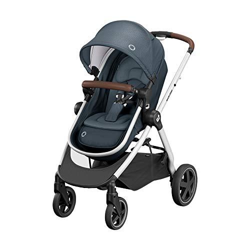 Maxi-Cosi Zelia² Cochecito 2 en 1, apto desde el nacimiento, 0 meses - 4 años, 0-22kg, Essential...