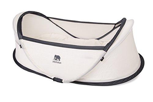 Deryan Bambin - Cuna de viaje, Caja de descanso para bebés
