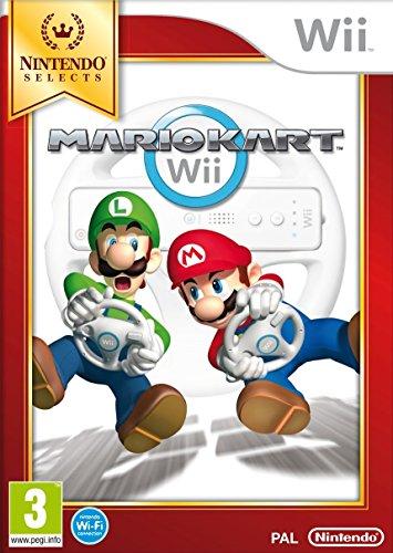 Mario Kart Wii (español)