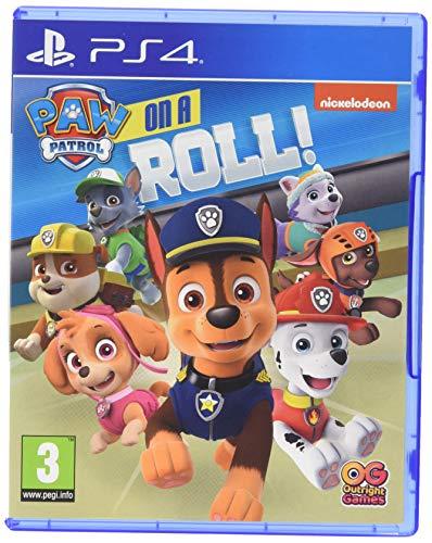 Paw Patrol: On a roll! - PlayStation 4 [Importación inglesa]
