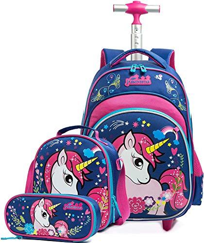 Mochila Unicornio Escolar con...