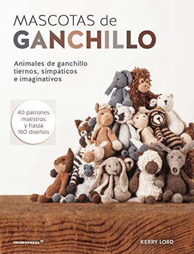 Mascotas de Ganchllo. Animales...