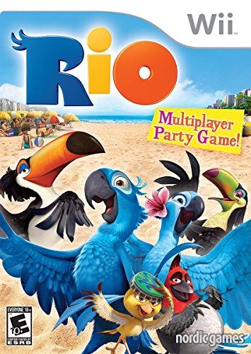 THQ Rio, Wii, ESP Nintendo Wii Español vídeo - Juego (Wii, ESP, Nintendo Wii, Partido, Modo...