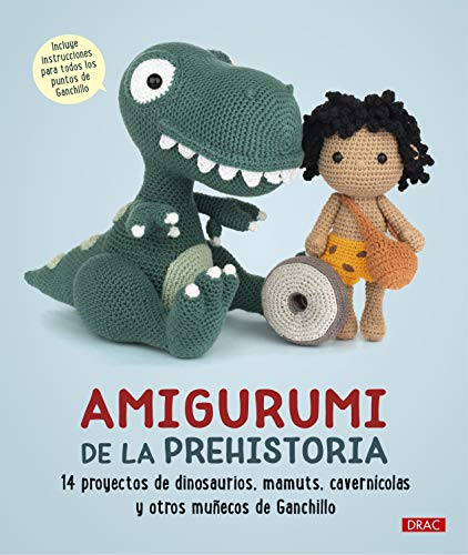 Amigurumi De La Prehistoria:...