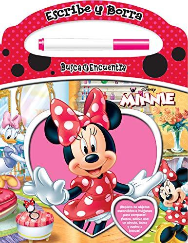 Pintar Y Borrar Minnie Mouse Welf