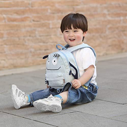Mochila infantil pequeña para guardería y niños de 2 a 5 años de preescolar