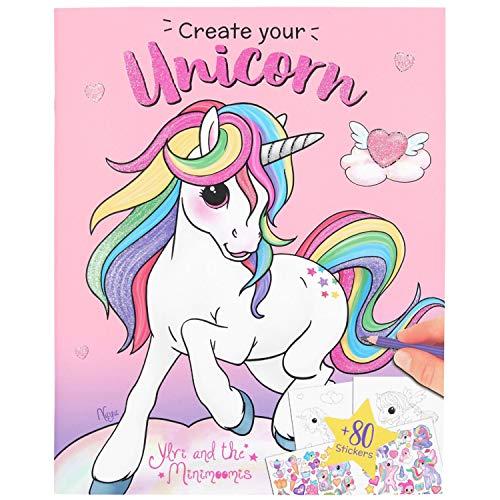 Top Model Ylvi Create Your Unicorn (0010534), Multicolor, única (DEPESCHE 1)