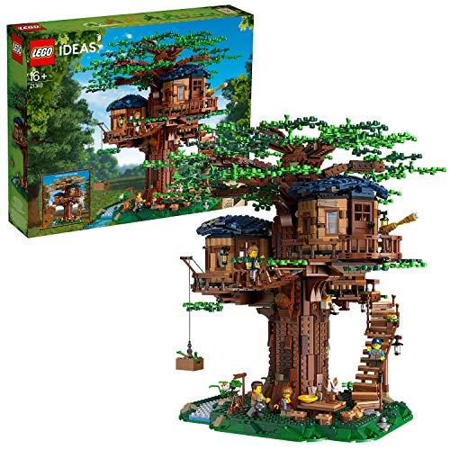 LEGO 21318 La casa del árbol (r) Ideas
