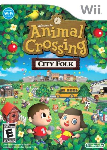 Nintendo Animal Crossing - Juego