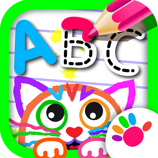 ABC Dibujos! Aprender a Dibujar Letras Juego Infantil Abecedario Educativo GRATIS! Libro Colorear...