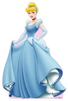 La Cenicienta. Cuentos infantiles de princesas.