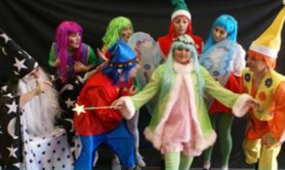 Teatro para niños en Madrid: El trenecito de los Sueños