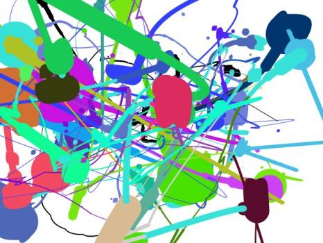 Aprender a pintar con el ratón