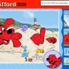 Juegos de Clifford, el gran perro rojo