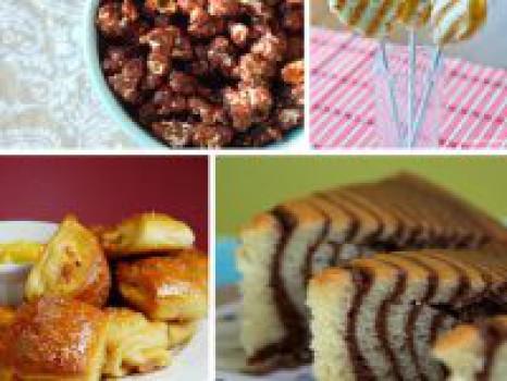 10 recetas para cumpleaños