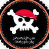 Fiesta pirata, ¡consigue tu pack de pegatinas gratis!