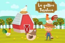 La gallina Turuleca – Vídeo y letra de la canción