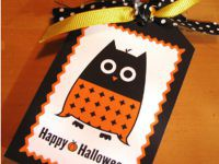Etiquetas gratis para Halloween