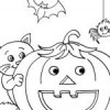 Dibujos de calabazas de Halloween