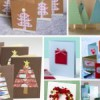 7 postales de Navidad fáciles de hacer