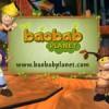 Baobab Planet, juego online 3D para niños