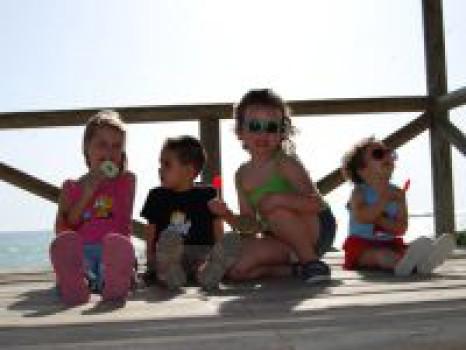 Algodón Peinado, ropa para niños (y padres) inconformistas