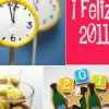 Galletas para despedir el año ¡Feliz Año Nuevo!