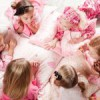 Fiesta de pijamas, una fiesta para niñas con glamour