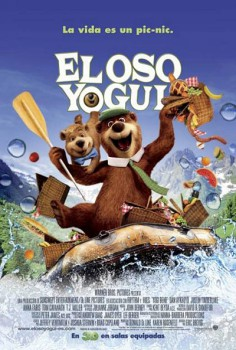 El Oso Yogui, la película en 3D