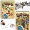 Canicas, peonza o chapas… juegos tradicionales infantiles