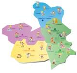 25 Rutas con niños por Castilla-La Mancha