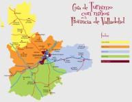 Excursiones con niños en la provincia de Valladolid