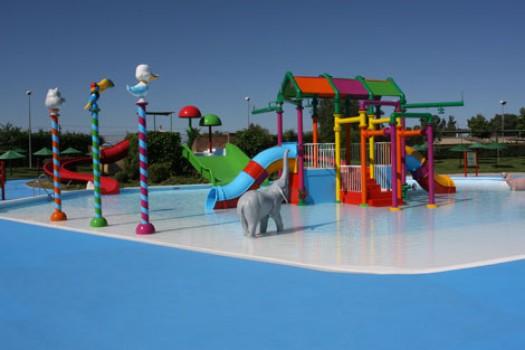 Lusiberia, divertido parque acuático e infantil en Badajoz