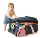 ¿Es fácil viajar con niños?…