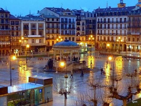 Viajar con niños a Pamplona