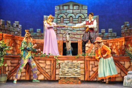Rapunzel, teatro infantil en Madrid