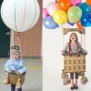 Disfraces caseros originales: Aventura en globo
