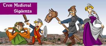 Tren Medieval a Sigüenza