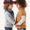 Benetton viste a los niños este invierno 2011