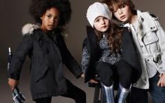 Burberry para niños, otoño-invierno 2011