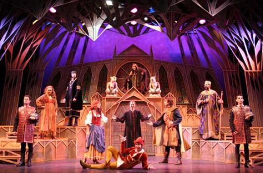 El jorobado de Notre Dame, musical en Madrid