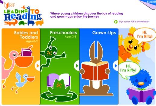 Aprender a leer en inglés con Leading to Reading