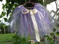 Tutú casero sin coser paso a paso, un disfraz para niñas