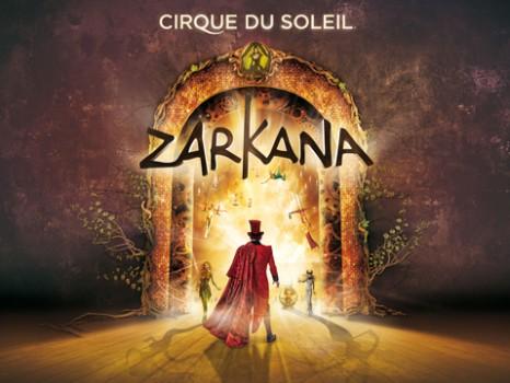 Zarkana, lo nuevo de Cirque du Soleil