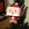 Adorno de Navidad de Papá Noel