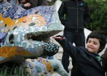 Viajar con niños a… Barcelona