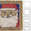 Cómo dibujar a Papá Noel