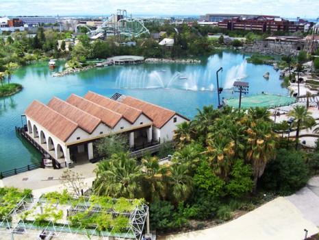 Isla Mágica, un parque temático pirata